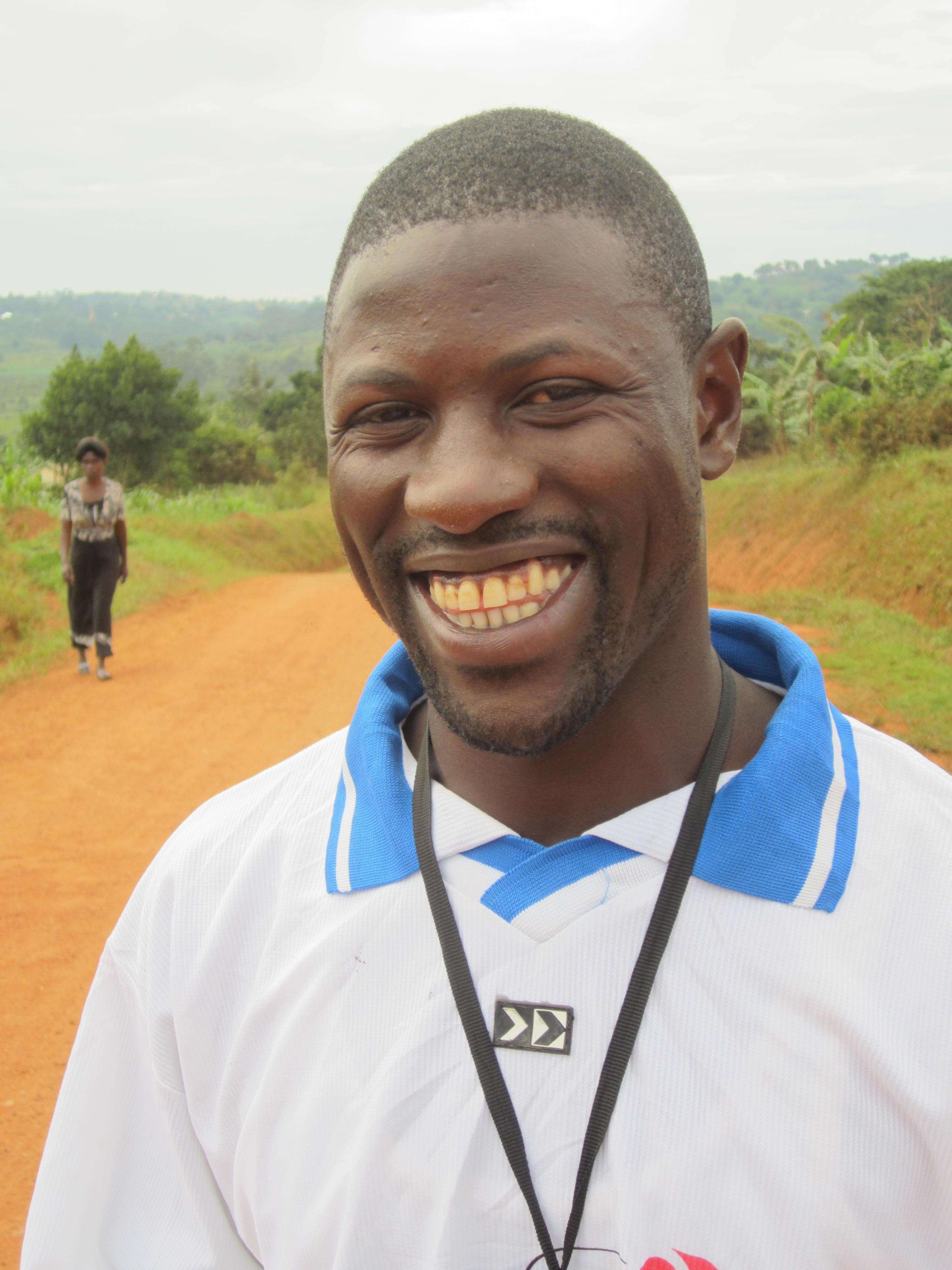 Stephen Kamya